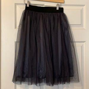 Dresses & Skirts - Grey tulle skirt